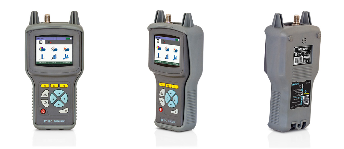 IT-19C QAM Signal Analyzer