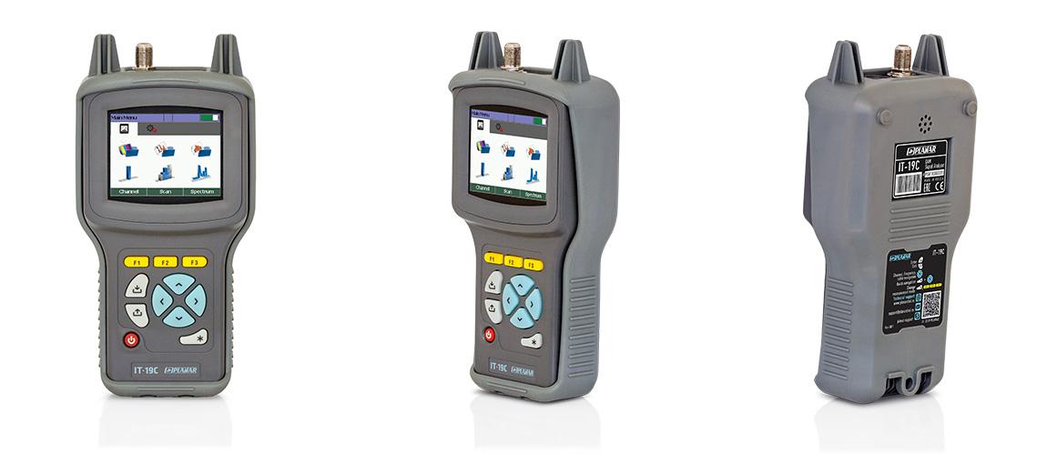 IT-19C QAM Signal Analyzer